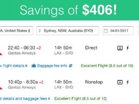 使用VPN省钱:我们如何找到节省$400+的飞机票