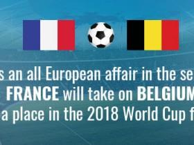 法国vs比利时 - 免费观看现场直播