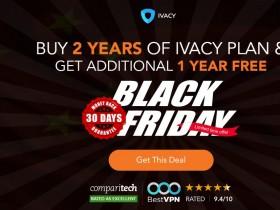 #优惠#Ivacy黑色星期五和网络星期一