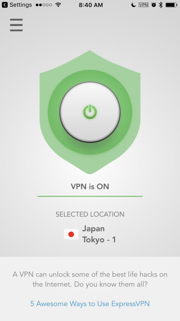 ExpressVPN 发布最新iOS应用6.6.3版