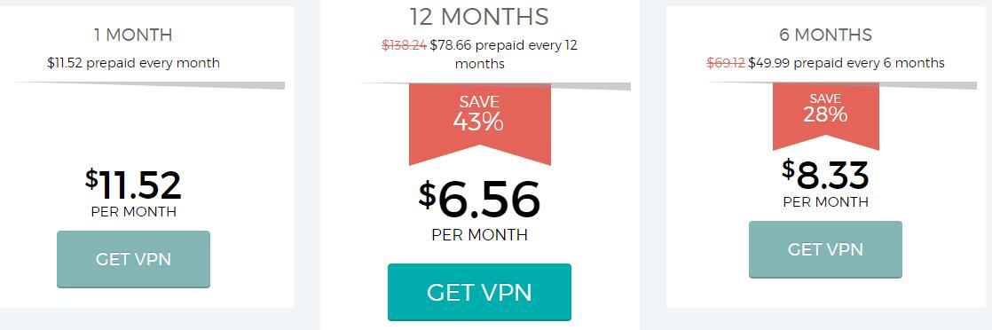 HMA! Pro VPN注册及购买教程