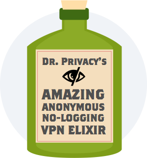 我在使用VPN时是匿名的 – 10个被揭穿的谎言