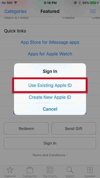 如何申请美区App Store ID下载和更新iOS版ExpressVPN