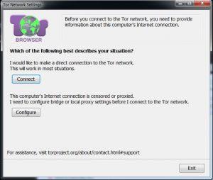Tor浏览器简介、操作方式以及如何与VPN使用关联