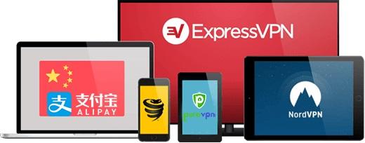 可以使用支付宝付款的国外VPN推荐