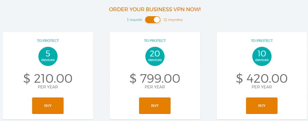 适合做外贸的企业VPN推荐