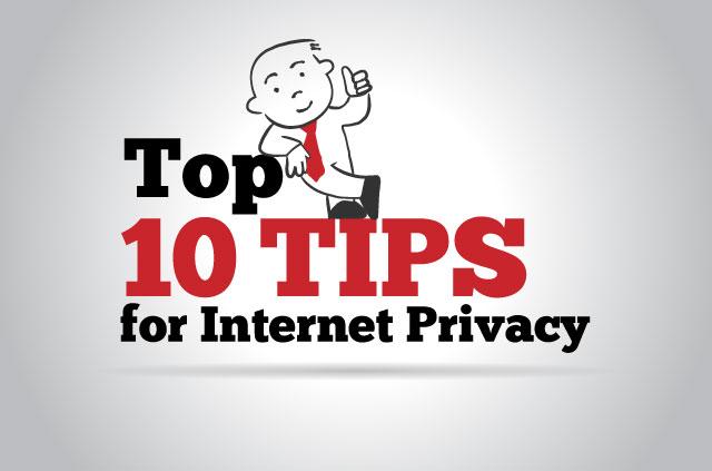 2018年互联网隐私十大必备技巧
